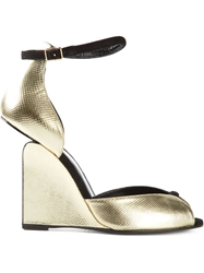 Pierre Hardy 'Arp' Wedge Sandals
