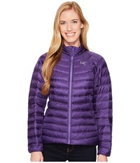 Arc'teryx Cerium Lt Jacket Dahlia Coat Purple