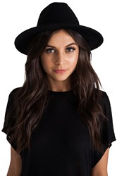 Rvca No Promises Fedora Black