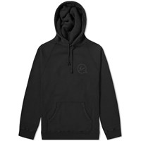 Denim By Vanquish And Fragment Icon Print Hoody Black