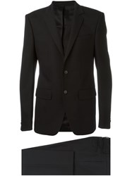 Givenchy Fitted Suit Black