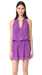 Ramy Brook Maggie Dress Radiant Orchid