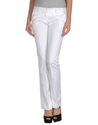 Hope Collection Casual Pants White