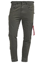 Alpha Industries Cargo Trousers Olive