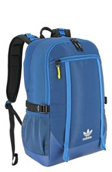 Adidas Men's Originals 'Create' Backpack Blue Tech Steel Unity Blue