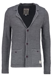 Tom Tailor Denim Cardigan Heather Grey Melange
