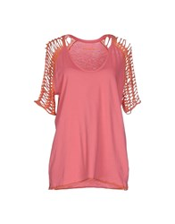 Zadig And Voltaire Topwear T Shirts Women Fuchsia