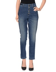 Met And Friends Jeans Blue