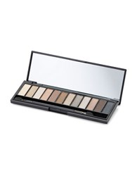 Lord And Taylor Twelve Piece Eye Shadow Case Neutral 0.26 Oz. One Color