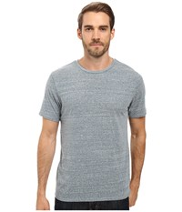 Threads For Thought Baseline Tri Blend Crew Tee Dark Spruce Men's T Shirt Green