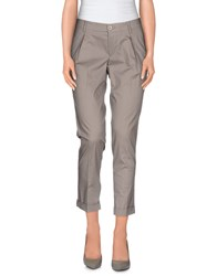 Berwich Trousers Casual Trousers Women Dove Grey