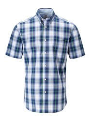 Skopes Cotton Casual Shirts Green