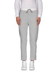 H Sio Trousers Casual Trousers Men Light Grey
