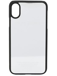 Palm Angels Iphone Case Silver