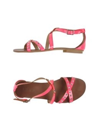 Cult Sandals Fuchsia