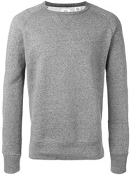 Levi's Crew Neck Jumper Grey