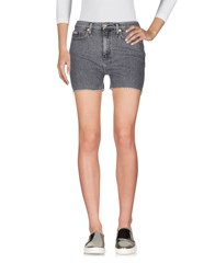 Calvin Klein Jeans Denim Shorts Lead