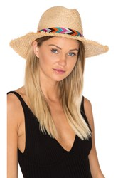 Seafolly Shady Lady Fedora Beige