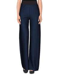 Siyu Casual Pants Dark Blue