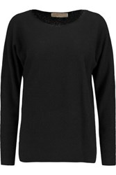 Michael Michael Kors Cashmere Sweater Black