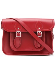 The Cambridge Satchel Company Mag Red