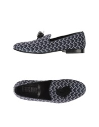 Never Ever Moccasins Slate Blue