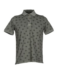 Bramante Topwear Polo Shirts Men Military Green
