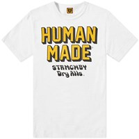 Human Made Strmcwby Dry Alls Tee White