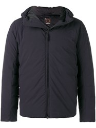 Aspesi Padded Rain Jacket Black