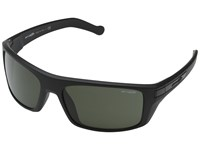 Arnette Conjure Fuzzy Black Grey Green Sport Sunglasses