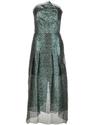 Roland Mouret Saranda Metallic Dress 60