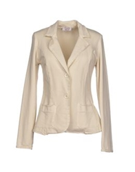Twenty Easy By Kaos Blazers Ivory