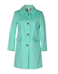 At.P. Co At.P.Co Overcoats Light Green