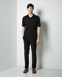 Band Of Outsiders Slim Corduroy Trouser Black