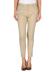Paolo Pecora Donna Casual Pants Grey