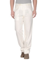 Rotasport Casual Pants White