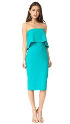 Likely Driggs Dress Turquoise
