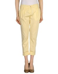 Harmontandblaine Trousers 3 4 Length Trousers Women