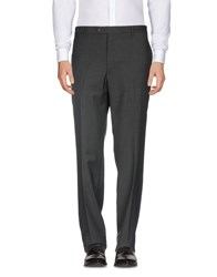 Angelo Nardelli Casual Pants Steel Grey