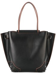 Tod's Medium Tote Black