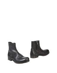 Rokin Ankle Boots Black