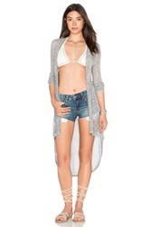 Rvca Longed For Cover Up Gray