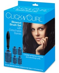Babyliss Click N Curl Blowout Brush Set Bedding Large