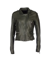 Barbara Bui Jackets Dark Green