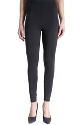Liverpool Jeans Company Petite Women's Reese Stretch Knit Leggings