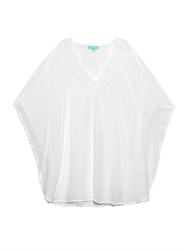 Melissa Odabash Jessica Embroidered Cover Up