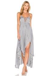 Somedays Lovin Night Hour Maxi Dress Charcoal