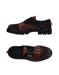 Attimonelli's Loafers Dark Brown