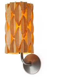 Dform Scales Wall Lamp Yellow