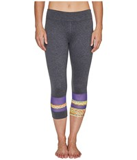Soybu Long Board Capris Horizon Women's Capri Purple